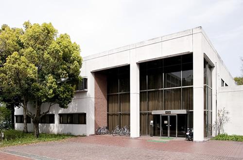 附属図書館(医学分館)の外観