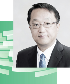 鈴木章司教授の写真